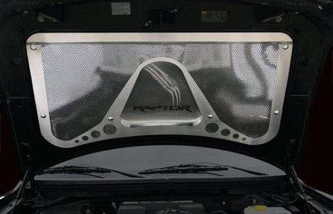 Ford Raptor - Perforated Hood Panel with Lighting 2010-2014