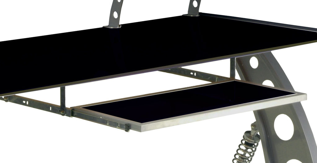 GT Racing Spoiler Desk Pull-out Tray Info-Tech Automotive