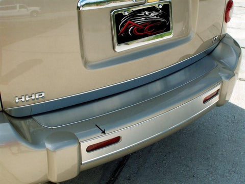 HHR Bumper Insert Brushed Rear 2006-2012