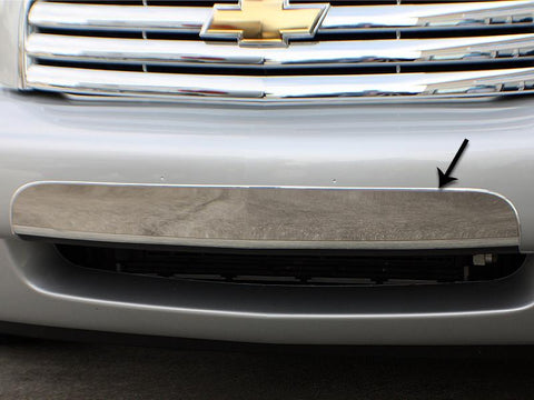 HHR Bumper Plate Polished Front Upper 2006-2012