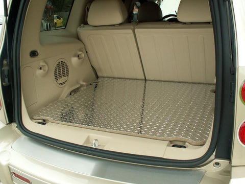 HHR Cargo Mat - Diamond Plate Polished 2006-2010 American Car Craft