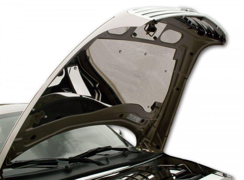 HHR Hood Panel Polished 2006-2012 American Car Craft