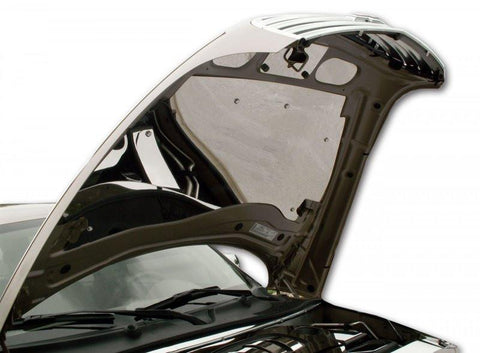 HHR Hood Panel Polished 2006-2012