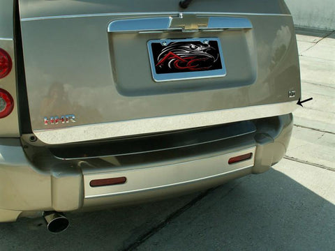 HHR Lower Tailgate Trim Polished 2006-2012
