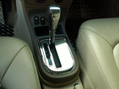 HHR Shifter Insert Brushed w/Polished Ring  2006-2008