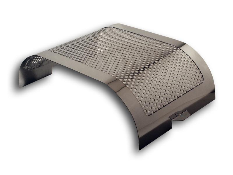 Hummer H2 Air Box Cover Perforated 2003-2010 American Car Craft
