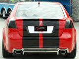 Pontiac G8 Grille Laser Mesh Rear Valance Diffuser Base GT 2008-2009 American Car Craft