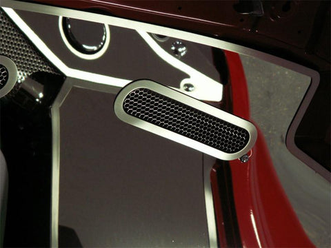 Pontiac G8 Hood Panel Polished Vented Base GT GXP 2008-2009 American Car Craft