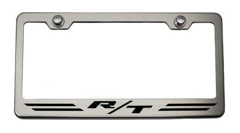 "Premium Dodge ""R/T"" Style License Plate Frame American Car Craft"
