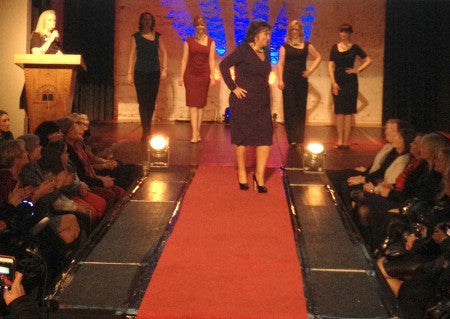 Slimming Clothes Fashion Show