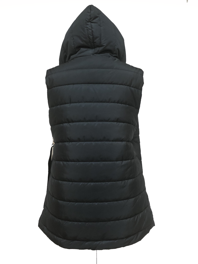 Wrap up Warm! It's Gilet Time!