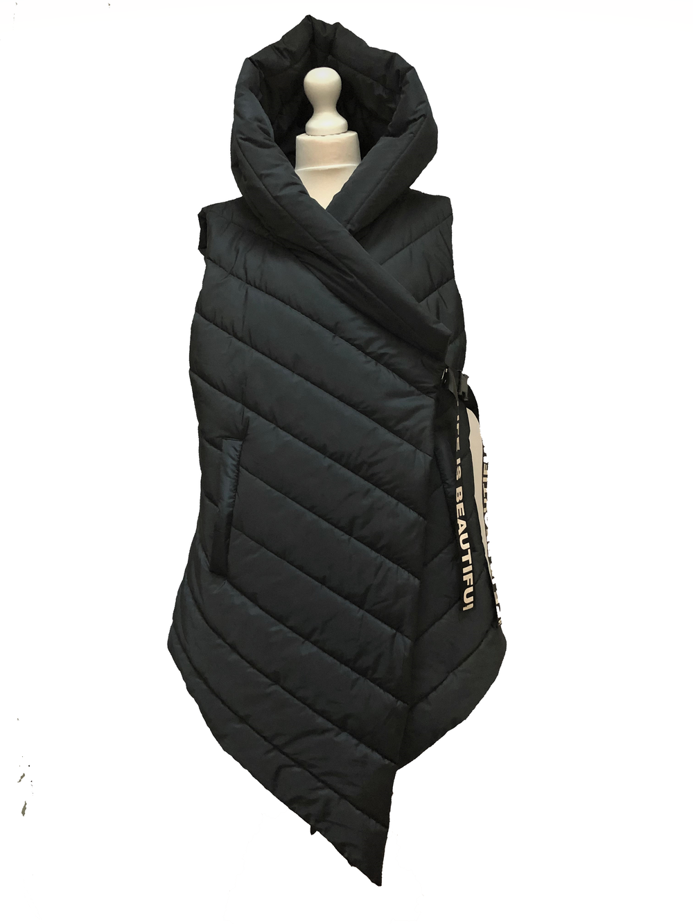 Wrap up Warm! Its Gilet Time!