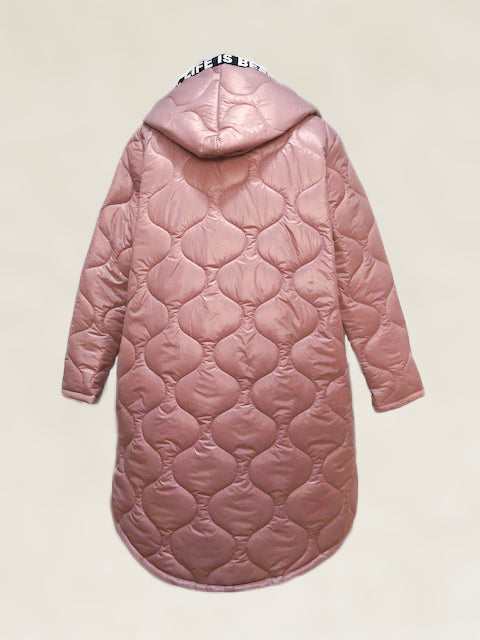 Life is Beautiful Padded Coat