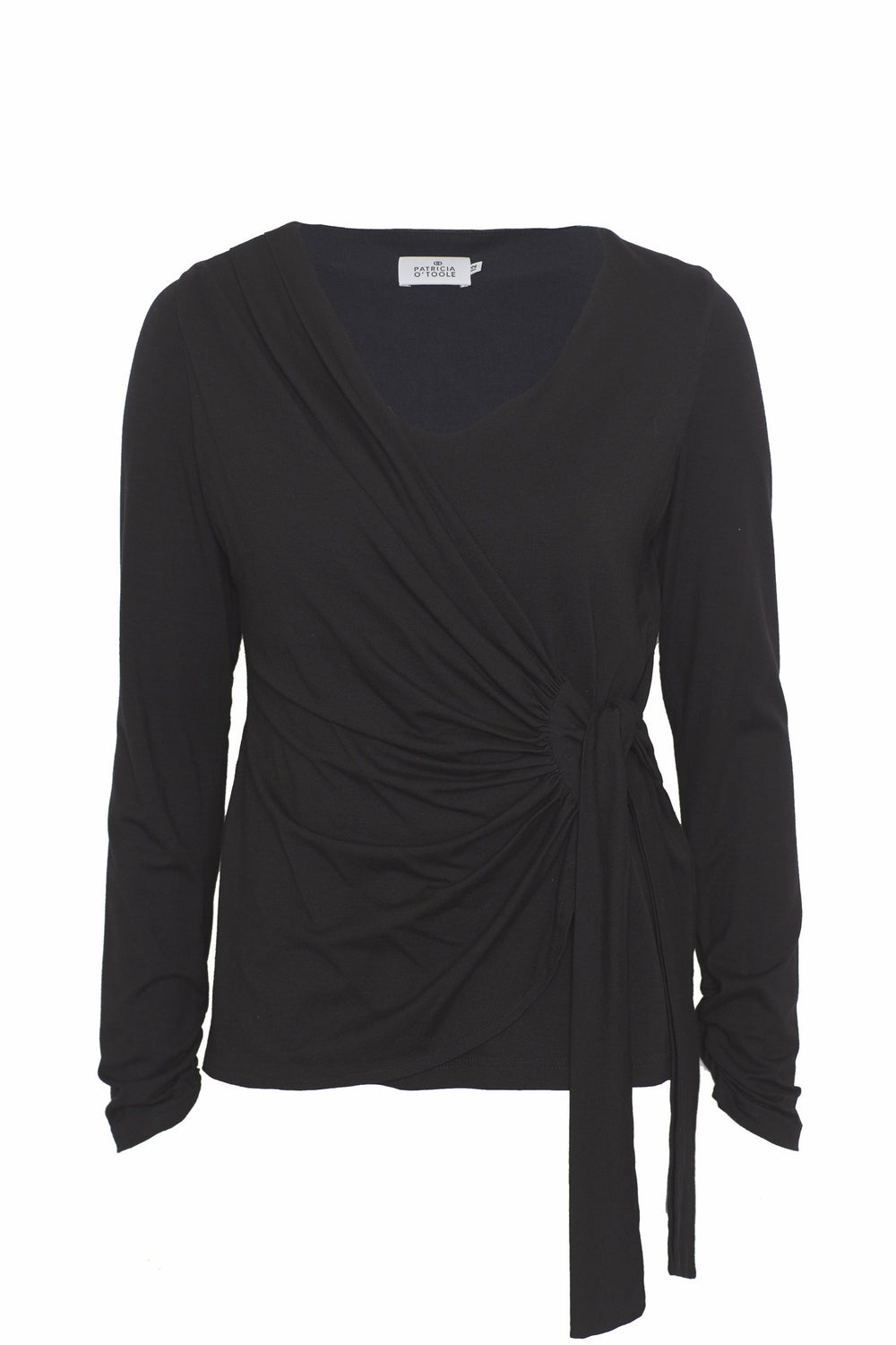 Grainne Wrap Top