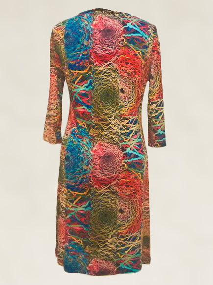 Fabulous Shift Dress - Amazing Colours!