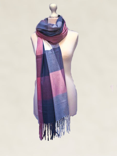 Soft and Light Scarf
