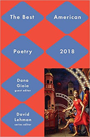 EYEWEAR POET IN BEST AMERICAN POETRY ANTHOLOGY!