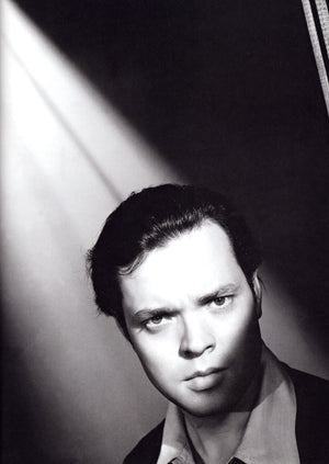 ORSON WELLES JOINS EYEWEAR!