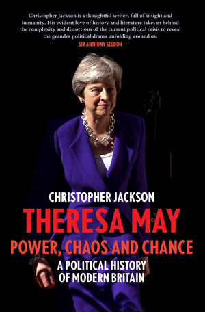 Eyewear's Book on Theresa May a New Statesman Book of the Year