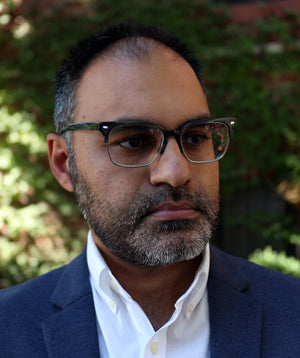 Faisal Mohyuddin Wins the 2017 Sexton Prize for Poetry