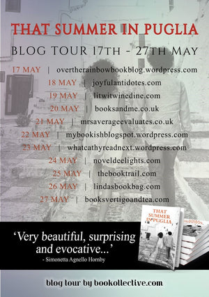 Blog Tour For That Summer In Puglia!