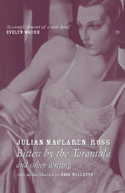 Bitten by the Tarantula (and other writing)