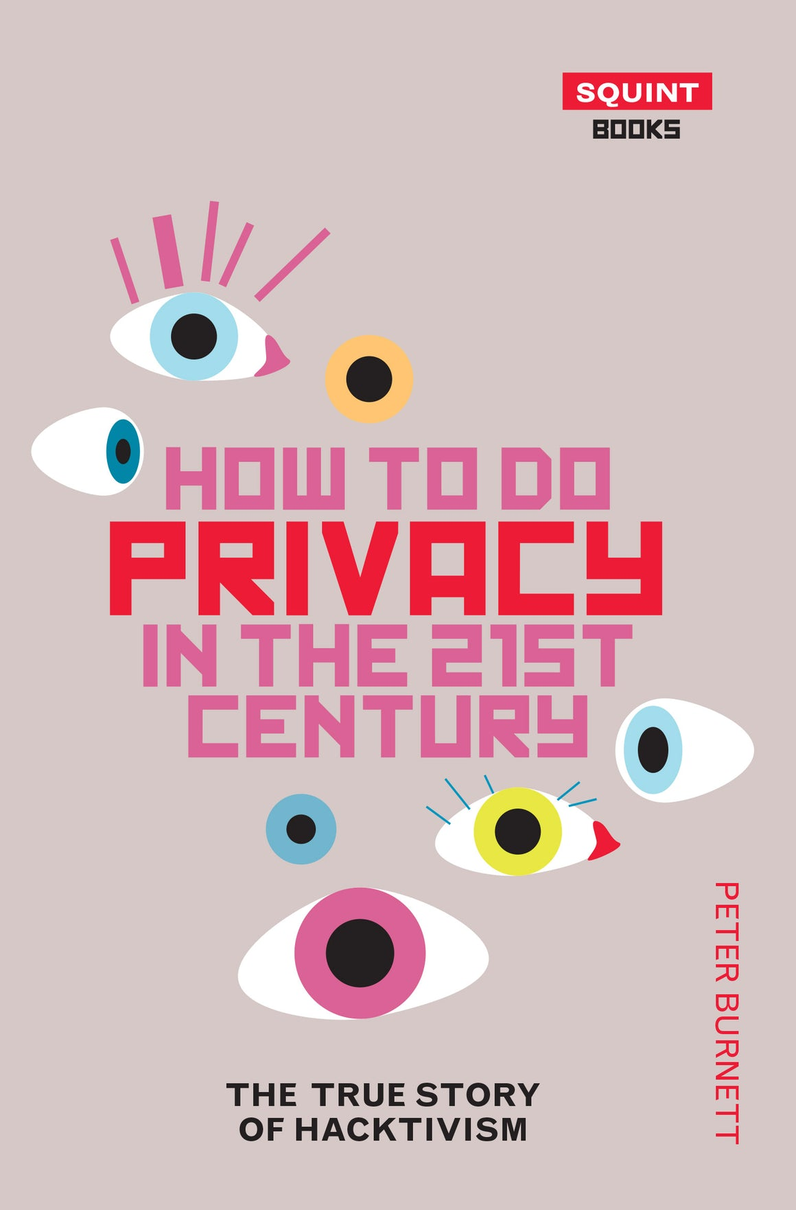 How To Do Privacy In The 21st Century - THE  TRUE STORY OF HACKTIVISM