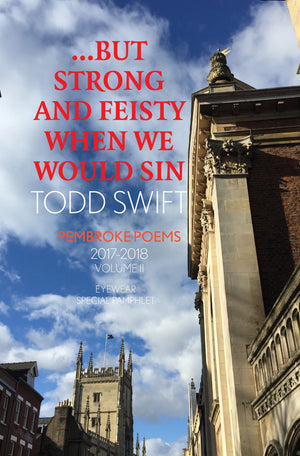 ...But Strong And Feisty When We Would Sin