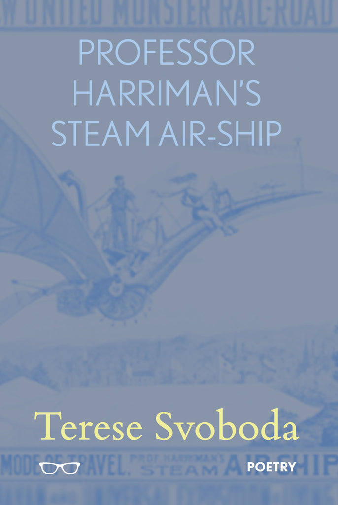 Professor Harriman's Steam Air-Ship