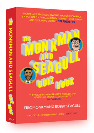THE MONKMAN & SEAGULL QUIZ BOOK