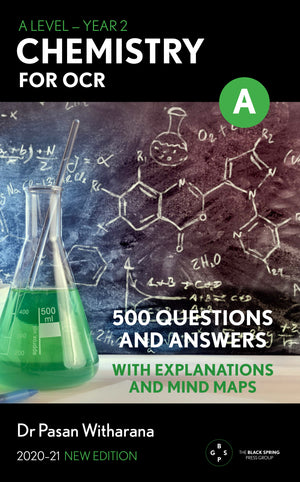 Chemistry For OCR: 500 Questions and Answers