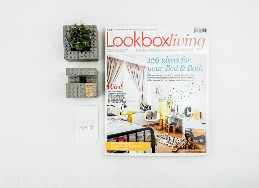 Lookbox Living Jul/Aug 2015 Issue