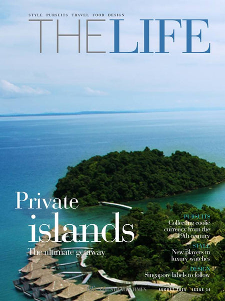 Straits Times Star E-book_The Life_August Issue