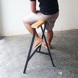 Furniture Workshop: Skinny Stool IKEA-Hack - tripleeyelid  - 3