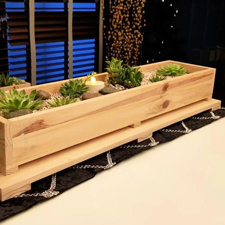 Succulent Table Planter