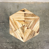 Hexagonal Side Table (limited edition)