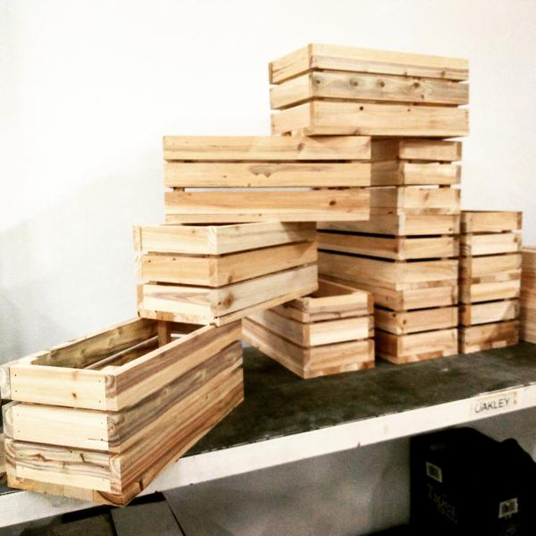 Product Workshop: Pallet Planter
