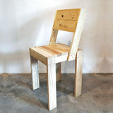 Furniture Workshop: Pallet Chair with Back Rest