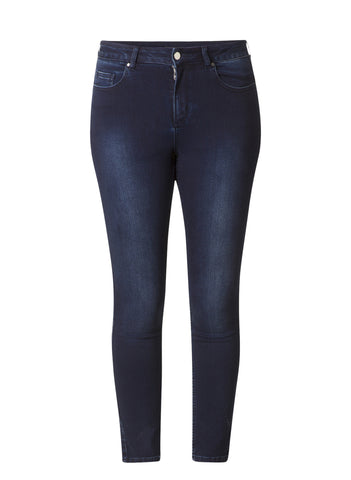 Yesta by X-two<br>jeans broek Joya denim blue