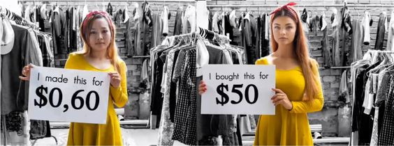 My Lucky Miss with Fast Fashion: The True Cost