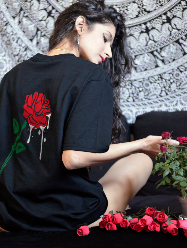 Reflective Rose T-Shirt