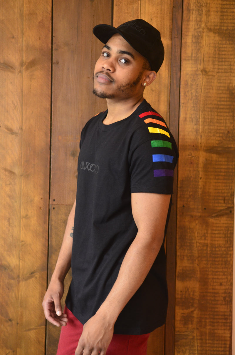 PRIDE T-Shirt Black