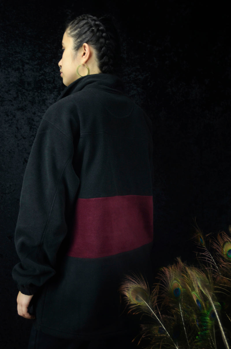 Sanskrit Fleece - Maroon