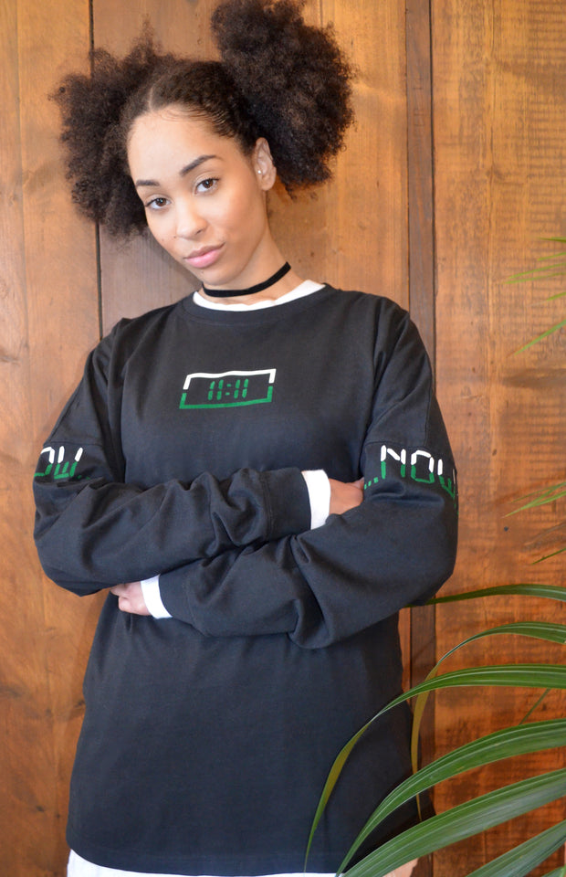 11:11 Long Sleeve - Green