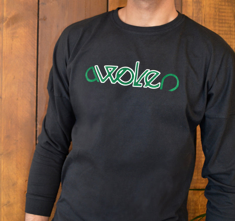 Glow in the Dark Long Sleeve - Green