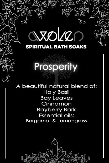 Bath Soak: Prosperity