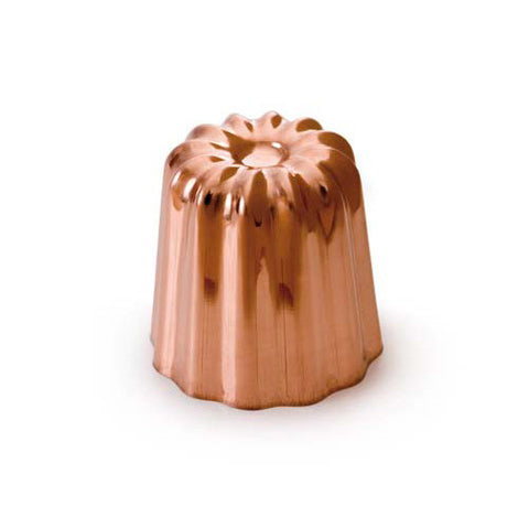 Copper Canele Mould