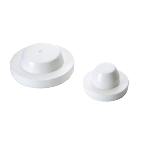 Set Of 2 Silicone Dough Cutter & Moulding Stamp