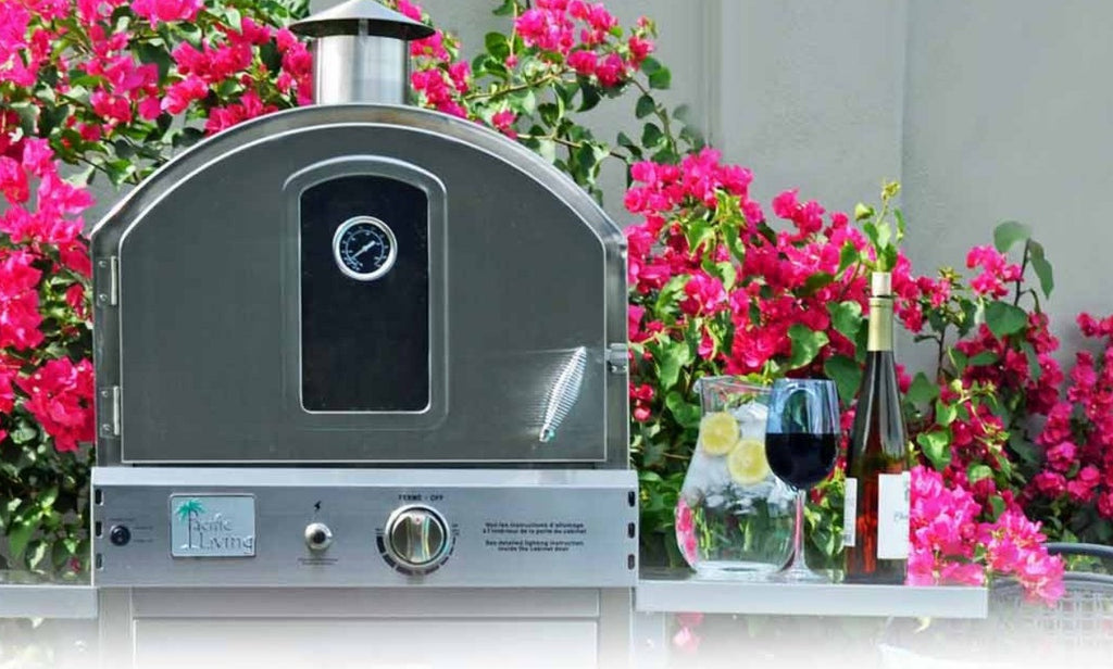 Let an Outdoor Oven Take Your Summer Gatherings to  New Heights