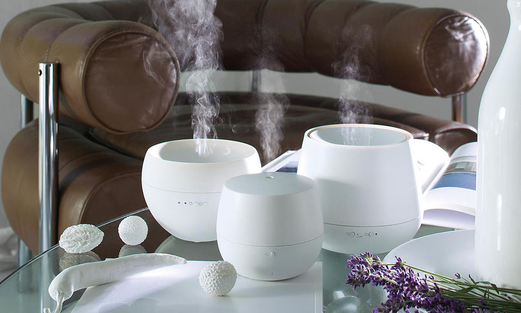 7 Ways an Aroma Diffuser Can Better Your Health